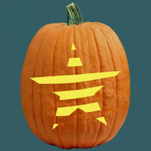 Stars and stripes pumpkins pinterest pumpkin carving