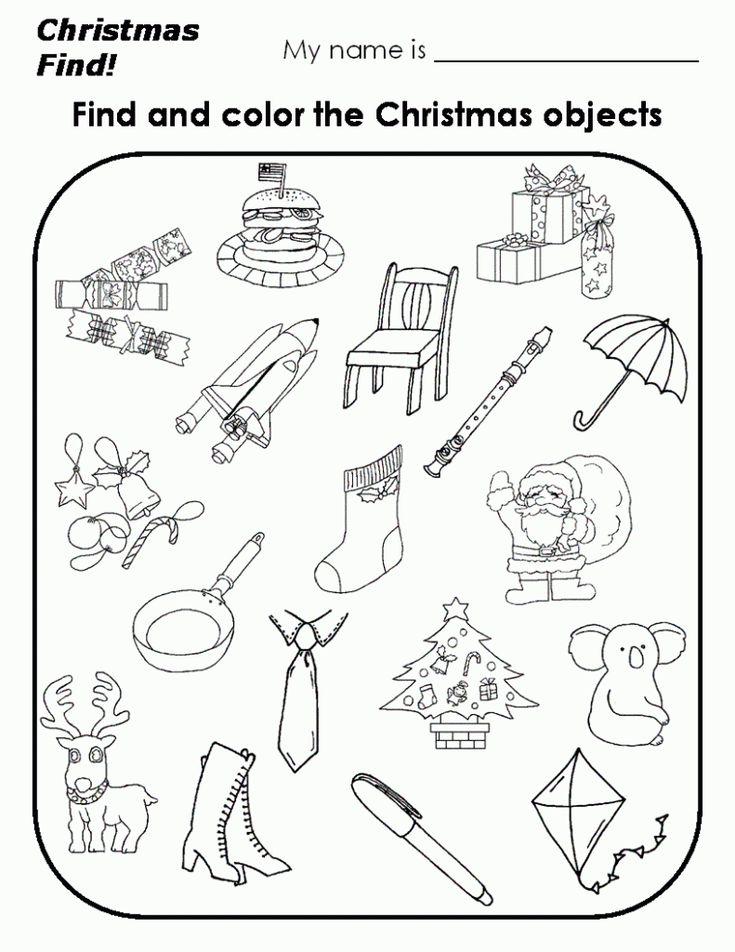 10 best Math images on Pinterest | Christmas math worksheets ...