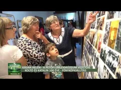 Koltó és Katalin 100 éve a régi fényképek tükrében