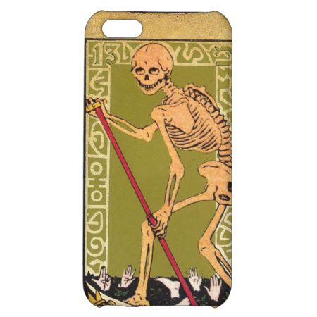 13 Tarot Card iPhone 5C Case available here:  http://www.zazzle.com/13_tarot_card_iphone_5c_case-256297543074209249?rf=238080002099367221&tc= $29.95 #tarot #iphone