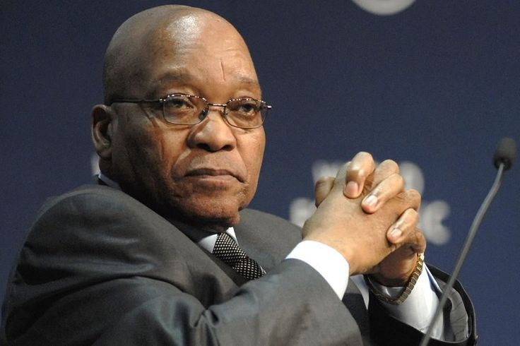 My president Jacob Zuma