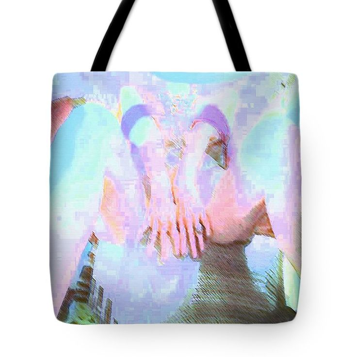 Masterworks Tote Bag featuring the photograph Mother Of Pearl by KiaRa