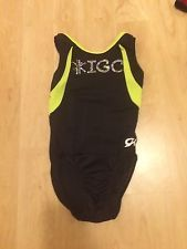 GK International Gymnastics Camp Gymnastics Leotard Child Large