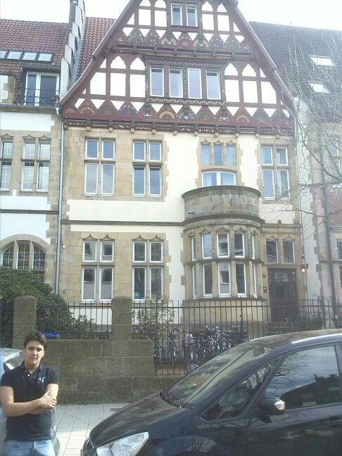 La nueva casa de Carlos José en Alemania