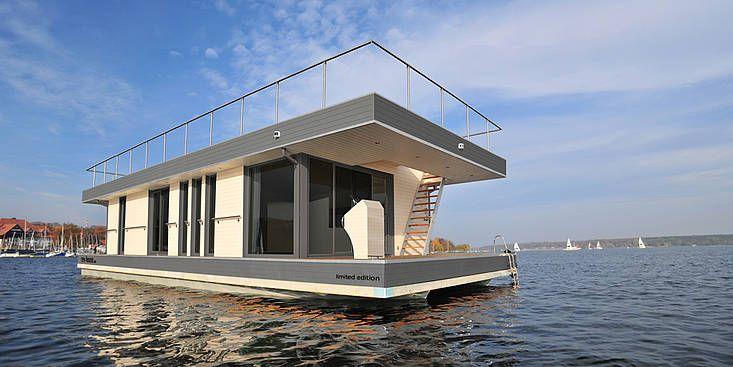 hausboot Google zoeken Hausboot, Schwimmende häuser