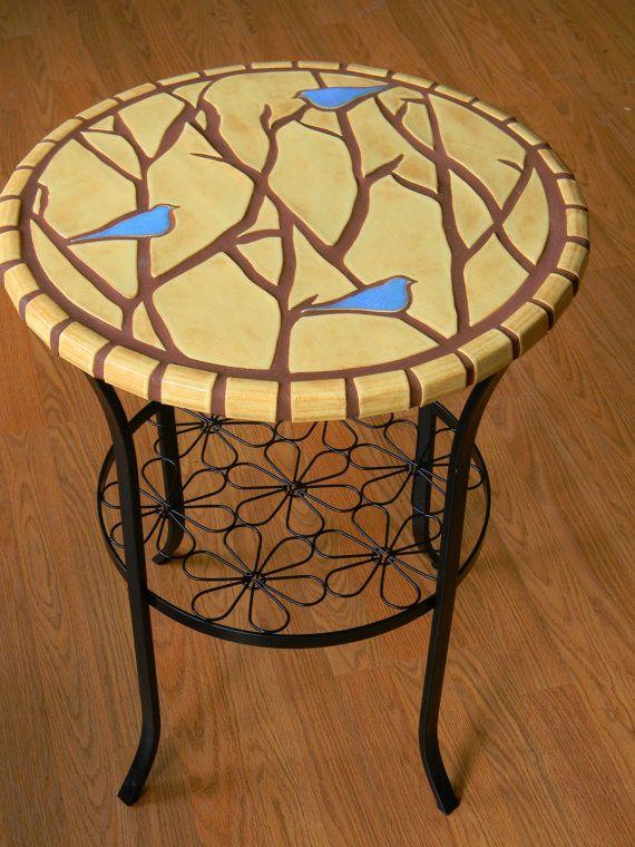 Mosaic Table Craft