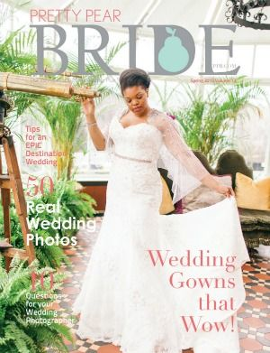 {Wedding Tip Thursday} The Wedding Dress Workout | The Pretty Pear Bride - Plus Size Bridal Magazine