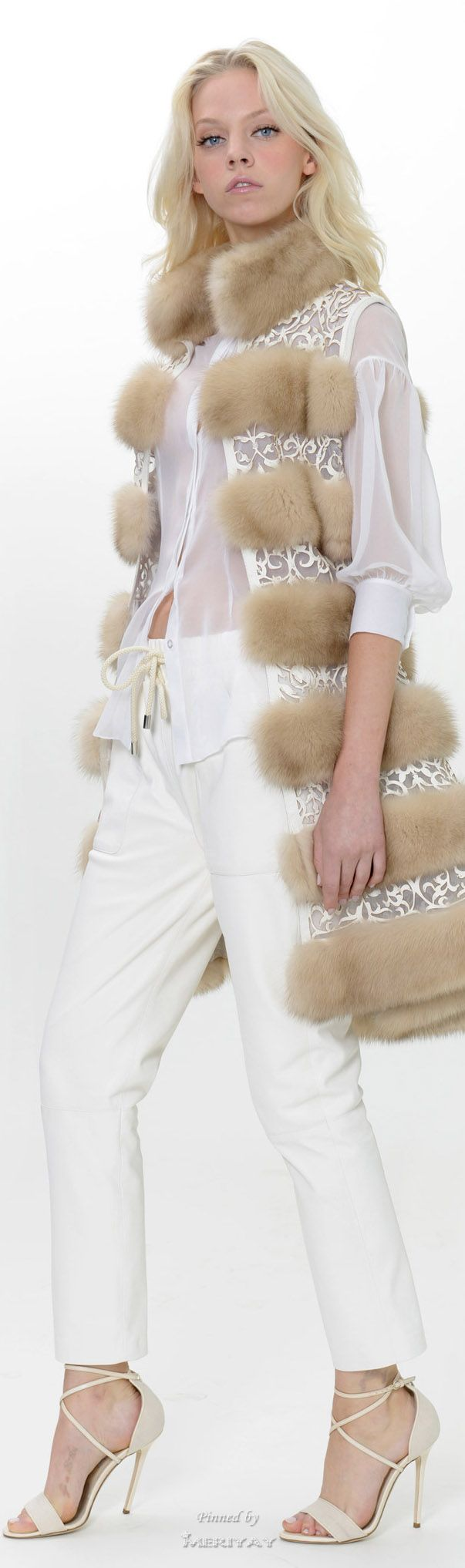 Billionaire Club / karen cox. The Glamorous Life.  Dennis Basso  Resort 2015.