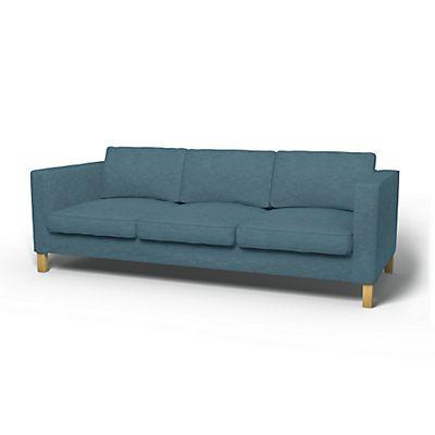 Karlanda 3 Seater sofa cover - Sofa Covers | Bemz
