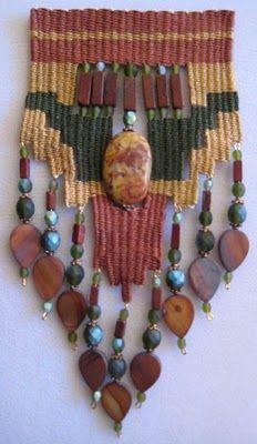 TAFA: The Textile and Fiber Art List: Dakini Dreams / Bonnie Clark