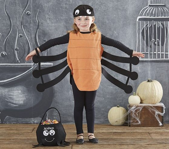 Toddler Spider Costume | Pottery Barn Kids