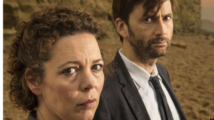 Broadchurch - I'm a little worried about what they're going to do in Season 2, but the first season was fabulous.