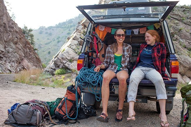 8 Reasons Why Women Need to Go to the Mountains With Other Women | Teton Gravity Research | #6 though.