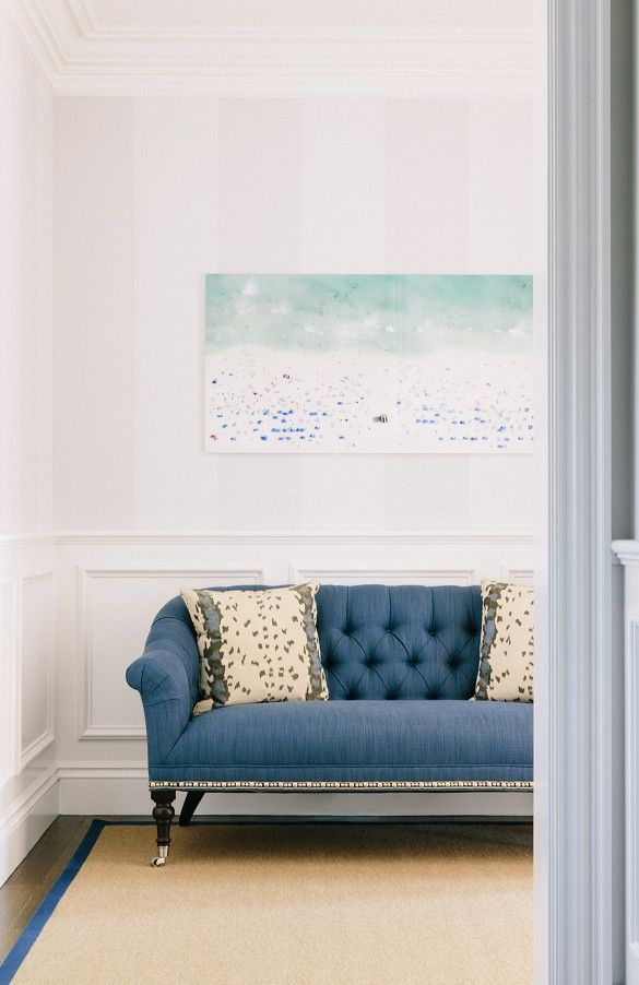 Best 25+ Denim Sofa Ideas On Pinterest | Blue Couch Living Room, Blue  Couches And Navy Couch