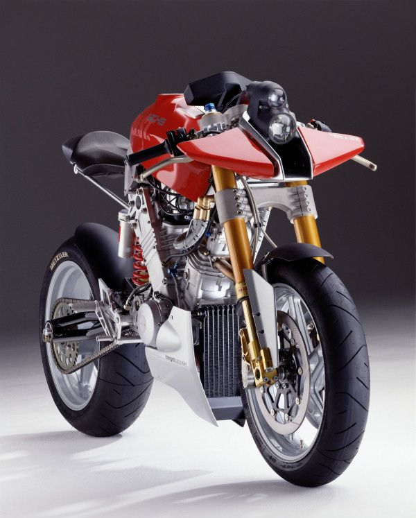 The Sachs Beast concept, designed by Target Design.