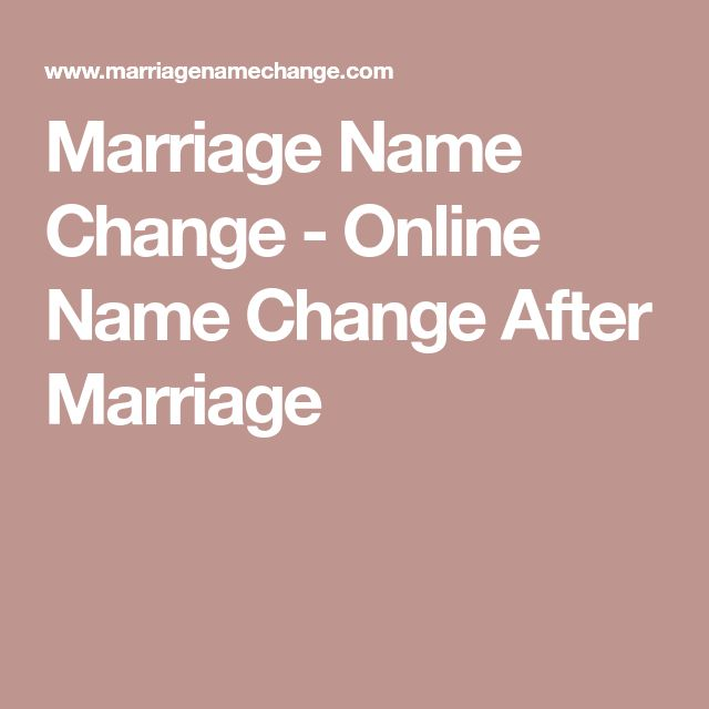 The 25+ best Marriage name change ideas on Pinterest Name change - social security name change form