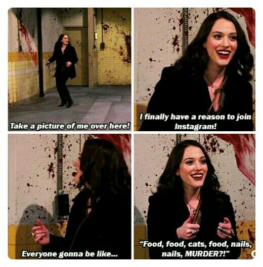 2 Broke Girls Funny Quotes by @quotesgram