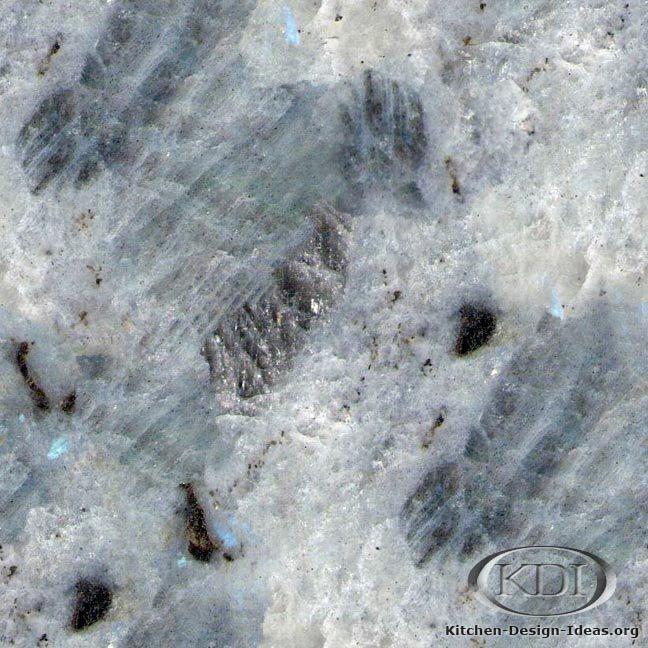 Ice Pearl Granite  (Kitchen-Design-Ideas.org)