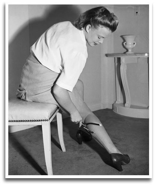 48 best Nylon Stockings images on Pinterest Tights, Vintage