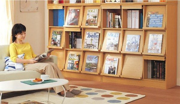 17 Cool and Unconventional Shelving Ideas - http://freshome.com/2010/03/03/17-cool-and-unconventional-shelving-ideas/