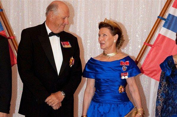 Família Real Norueguesa [PA] (PA)