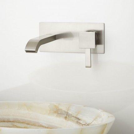 arianna wallmount bathroom faucet