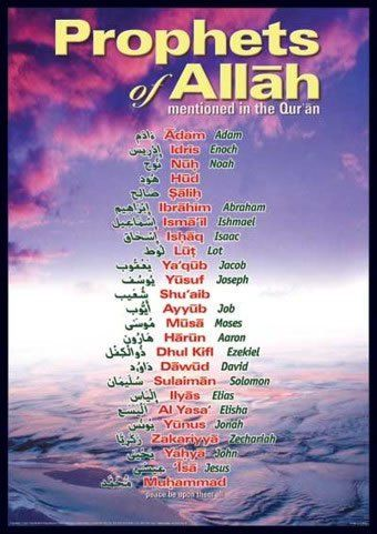 PROPHETS IN ISLAM (PEACE BE UPON THEM ALL) | Practice N Preach