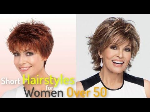10 Short Hairstyles For Women Over 50 Short Choppy Haircuts