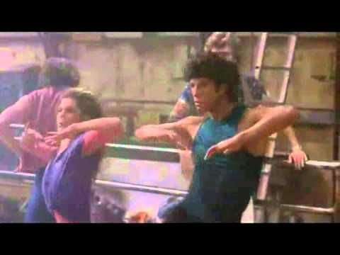 Far from over-Frank Stallone - Travolta's film -Stayingalive (+playlist)