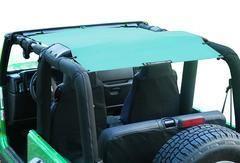 Jeep Wrangler Mesh Sunshade for TJ ('1997-'06)
