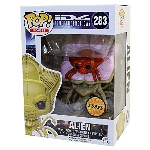 Funko Pop! Independence Day - Alien Chase - (ID4) Rare Limited Quantities