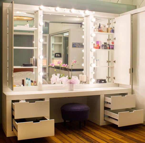 Meydan Architecture Design | Demirciköy Villa,make up table