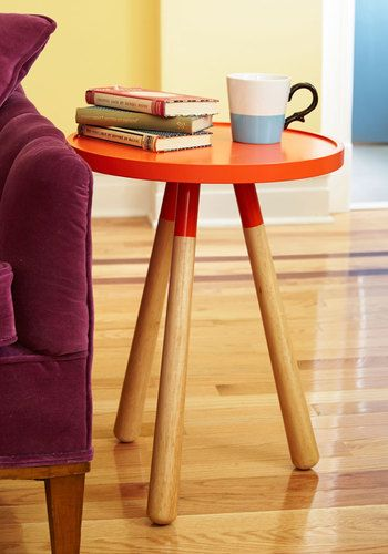 Less is Morning Accent Table | Mod Retro Vintage Decor Accessories | ModCloth.com