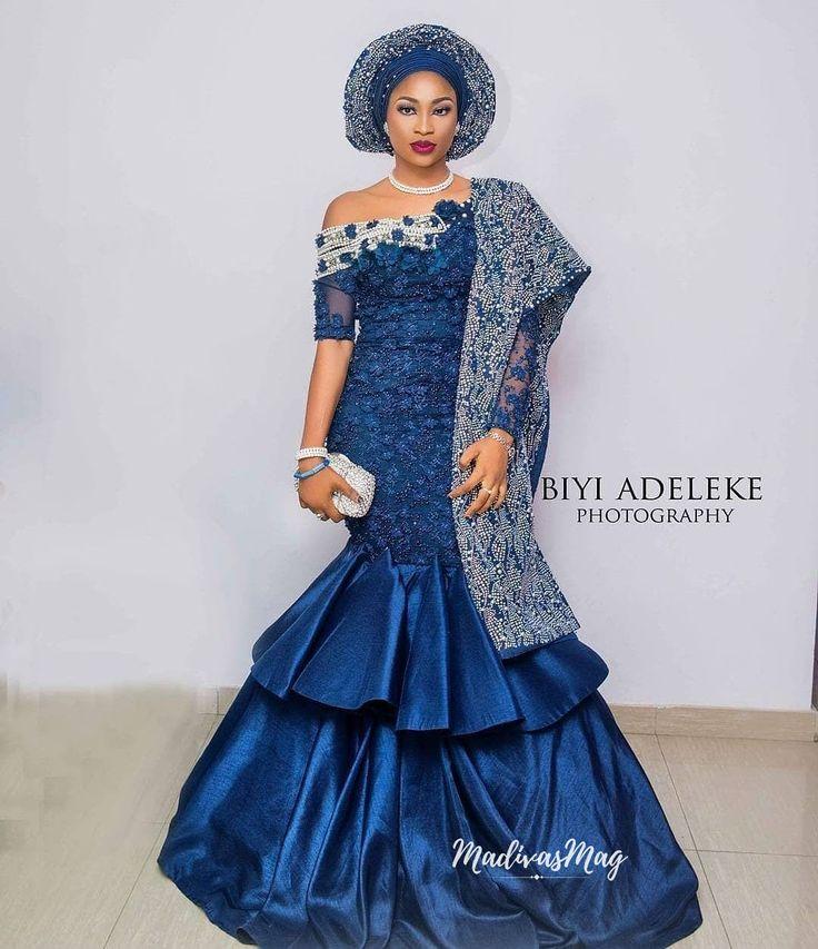 Best 25+ Nigerian Dress Ideas On Pinterest