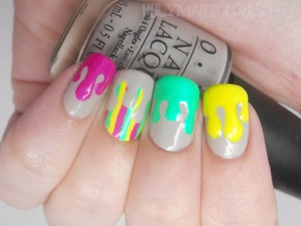 106 best nails images on pinterest nail scissors nail paint drip polish nailsart prinsesfo Choice Image