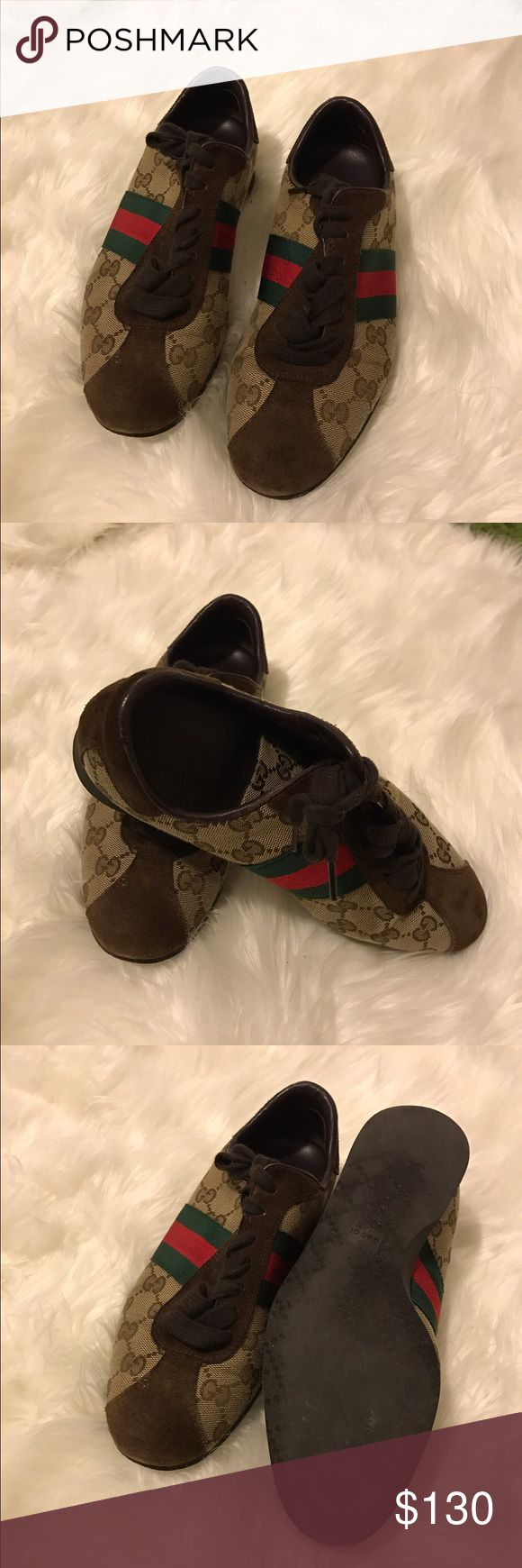 Gucci sneakers Nice comfortable sneakers with a nice color Gucci Shoes Sneakers