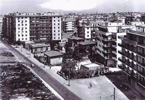 Piazza delle Gardenie - Centocelle