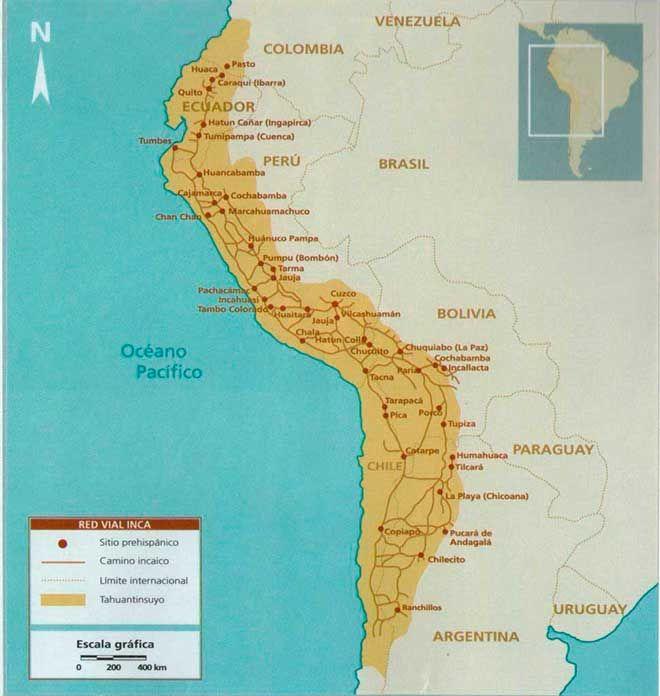Red Vial Inca