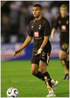 Jermaine Jenas Tottenham Hotspur.