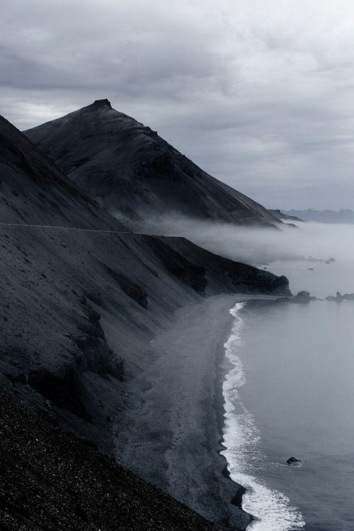 🌌 | niravpatelphotography: East coast of Iceland.