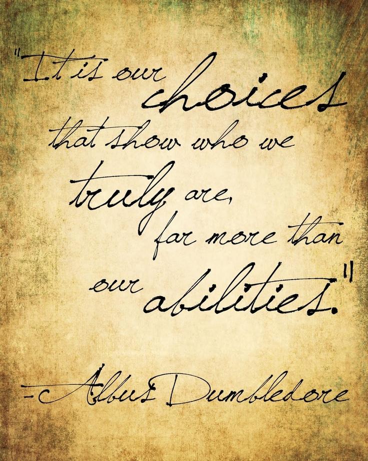 Albus dumbledore  Quot...