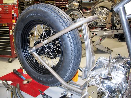 leaf spring seat and front end bike - The Jockey Journal Board