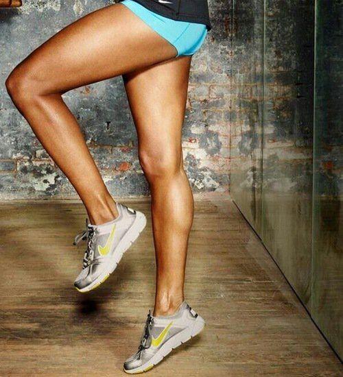 Эффективные упражнения для внешней части бедра