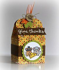 Give Thanks Candy Box