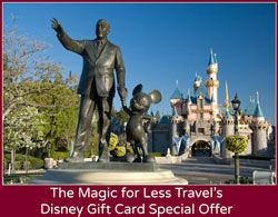 Disneyland Resort Vacation Package Special Offer from themagicforless.com #Disneyland #Vacation