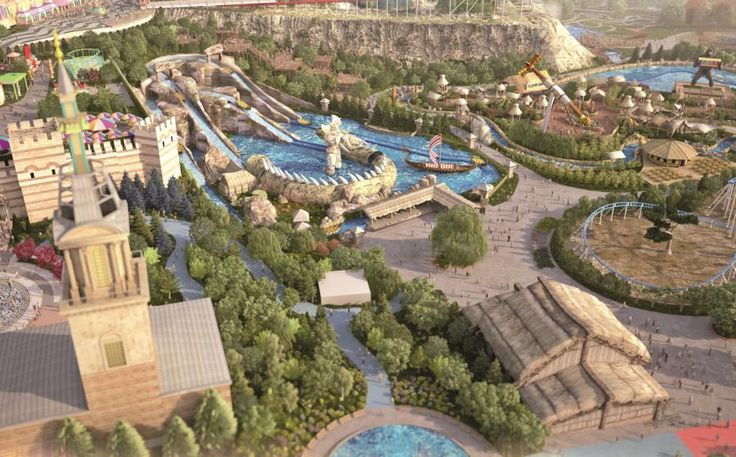 This is a tour for family fun. You will be transferred to Vialand Theme Park which is in Eyup district. This Theme Park - as big as 100 football stadiums - has entertainment capacity 13 thousand people. Enjoy your time there with Tourboks,