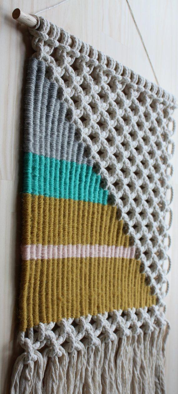83 Best Weaving Amp Loom Knitting Images On Pinterest