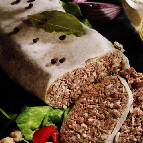 Caltabos,  funny for me haggis tastes like this although haggis ingredients are of sheep and caltabos of  pig,anyway I LOVE them both