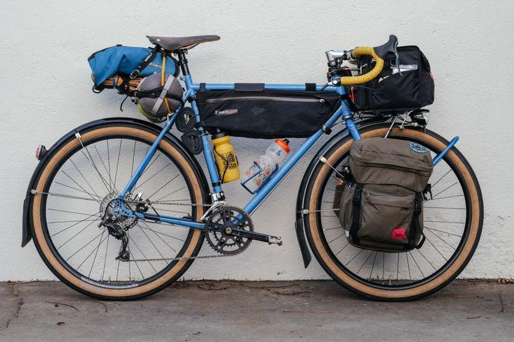 I Got the Blues: a Bombus Bikes Blue Steel Tourer – Kyle Kelley | The Radavist