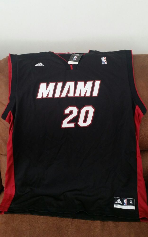 Adidas justise winslow #20 miami heat nba jersey NWT size XL mens | Sports Mem, Cards & Fan Shop, Fan Apparel & Souvenirs, Basketball-NBA | eBay!